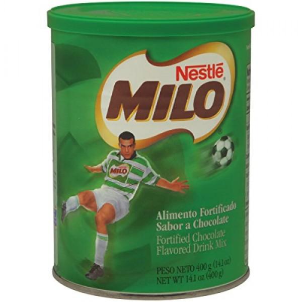 Milo Chocolate Malt Flavoured Mixed Beverage Activ B 3in1 35g.P...