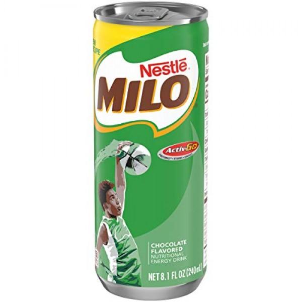 Nestlé Milo Nuggets Box of 18 Units