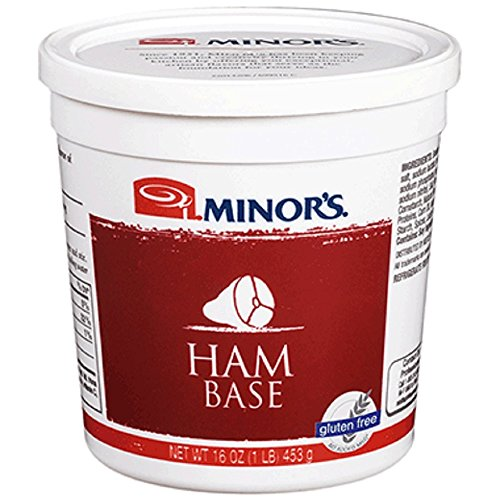 Minors Ham Base Gluten Free No Added MSG 16 Ounce