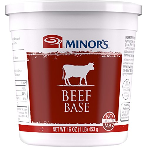 Minors Beef Base, Beef Stock, Bouillon, Instant Bulk - Great fo...