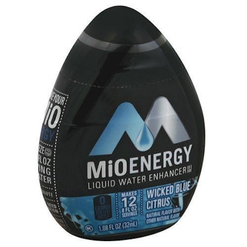 Mio Energy Wicked Blue Citrus 6 1.08oz Bottles