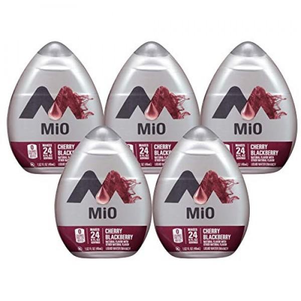 MiO Liquid Water Enhancer - Cherry Blackberry, makes 24 servings...