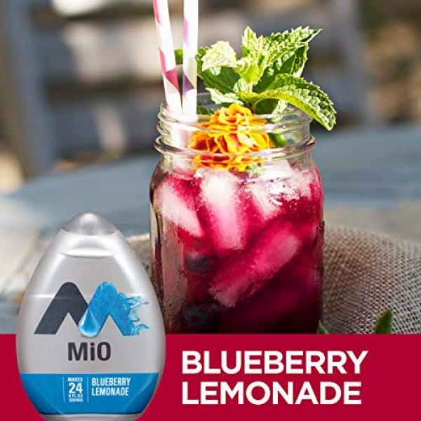 Mio Blueberry Lemonade Liquid Water Enhancer Drink Mix 1.62 fl ...