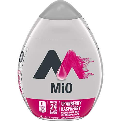 MiO Cranberry Raspberry Liquid Water Enhancer Drink Mix 1.62 fl...