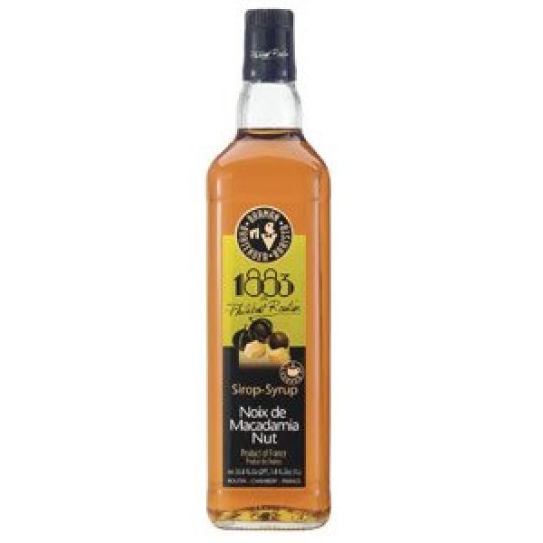 1883 Routin Macadamia Nut Syrup - 1 Liter