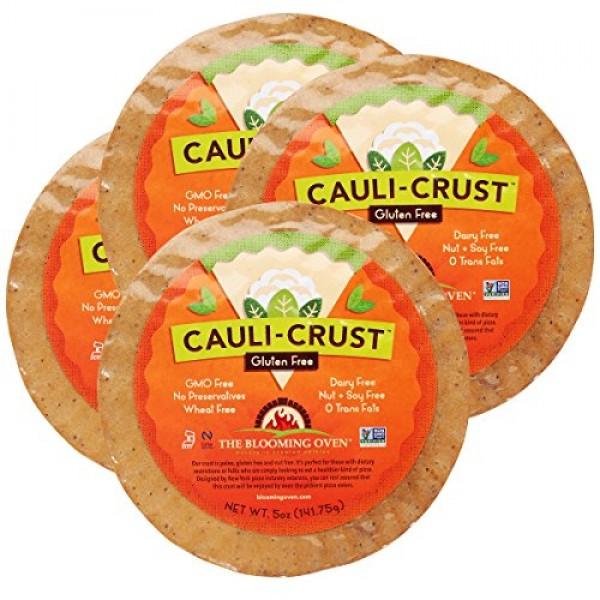 Blooming Oven CAULI-CRUST Cauliflower Pizza Crust - This Gluten ...