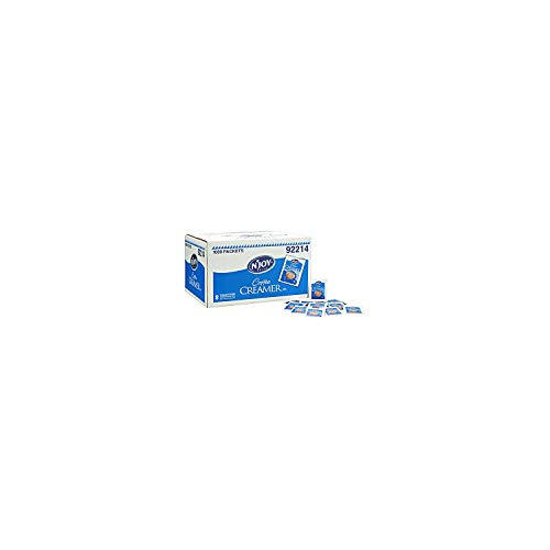 NJOY - Non-Dairy Powdered Creamer Packets - 1,000 Count- Pack o...