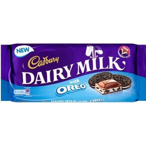 Cadbury Dairy Milk With Oreo 120G X 3