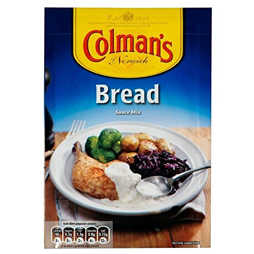 Colmans Bread Sauce Mix 40g - Pack of 6