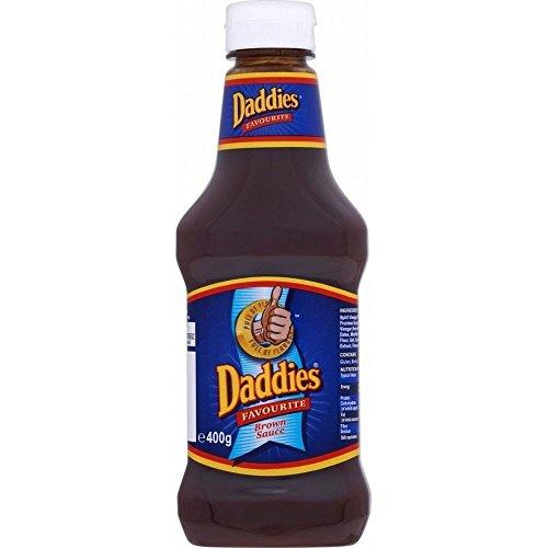 Daddies Brown Sauce 400g - Pack of 2