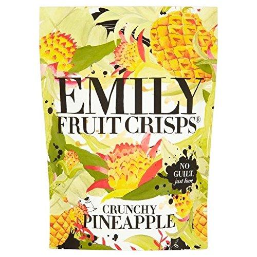 Emily Pineapple Fruit Crisps 30g - Pack of 2