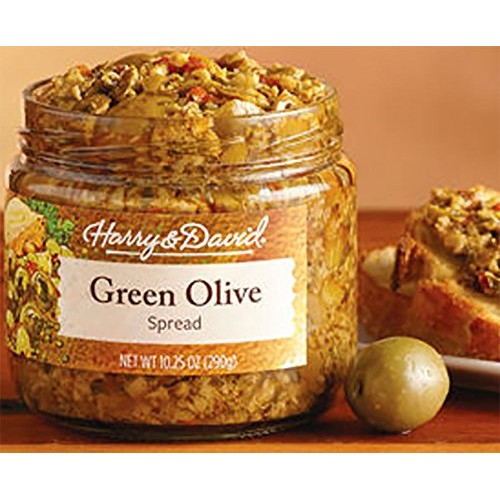Harry and David Green Olive Spread