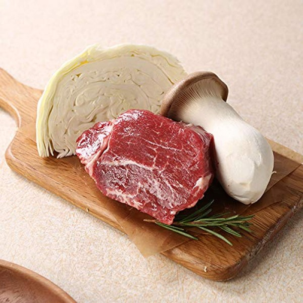 [LITTLE SPOON] Korean Organic Baby Meal Ingredients - Beef, Fish...