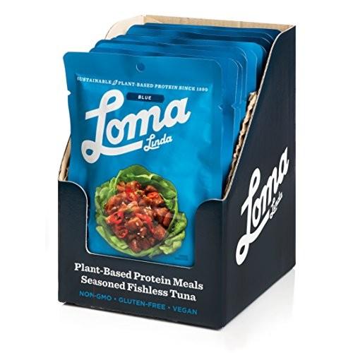 Loma Linda Blue - Plant-Based Meal Solution - Thai Sweet Chili F...