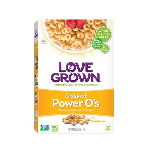 Love Grown Foods Power Os? Cereal Original -- 8 oz - 2 pc