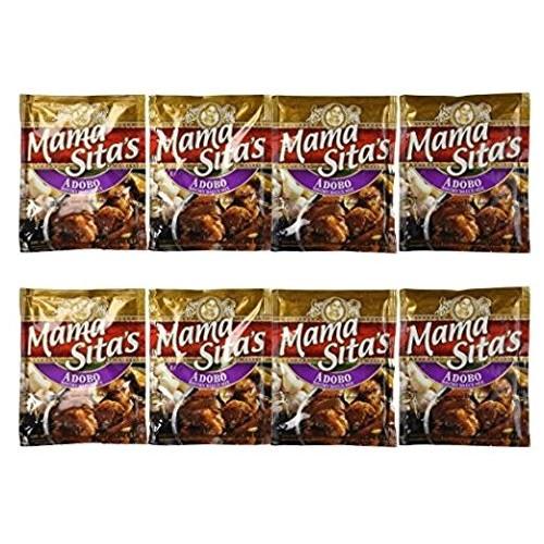 Mama Sitas Adobo Mix 1.76 Oz Per Pack Pack of 8