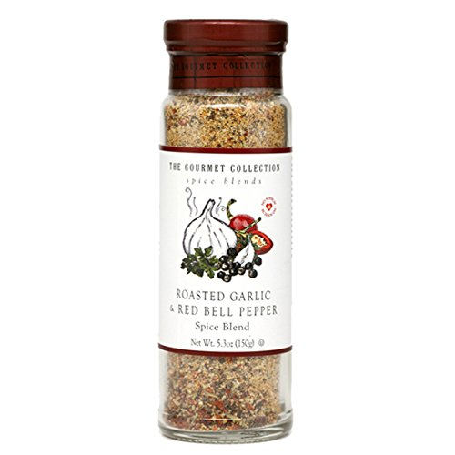 Roasted Garlic & Red Bell Pepper the Gourmet Collection, Spice B...