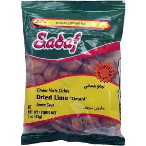 Sadaf Dried Lime Limo Omani Dried Lime Omani 3 oz