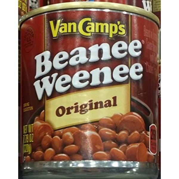 Van Camps Beanee Weenee Original 7.75 oz Pack of 6