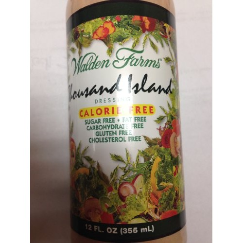 Walden Farms Thousand Island 12oz 3 Pack
