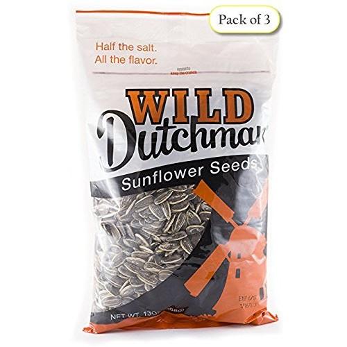 Wild Dutchman Sunflower Seeds - Unique Family Recipe Containing ...