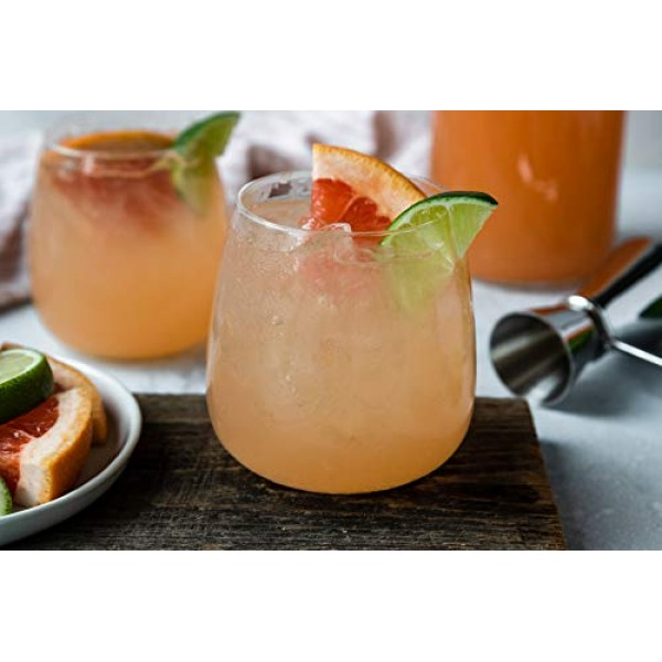 Miss Marys Fresh Squeezed Paloma Mix | Low Sugar and Carbohydra...