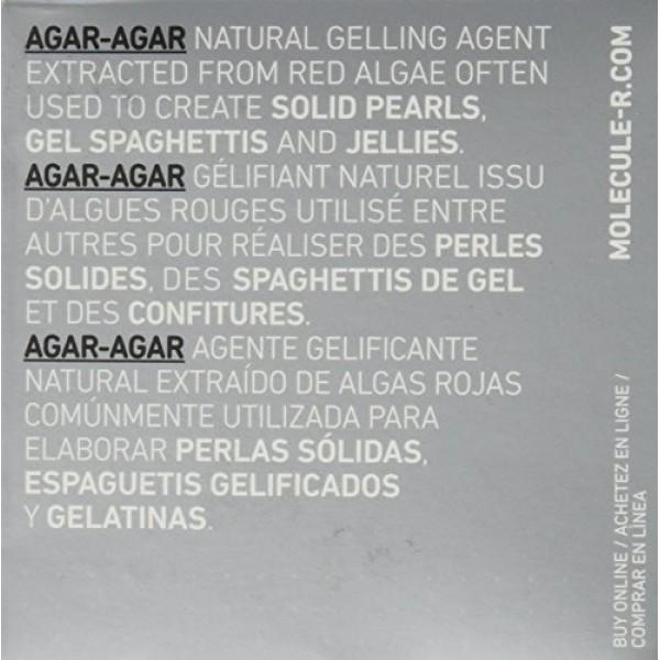 Molecule-R Agar, 0.7 Ounce