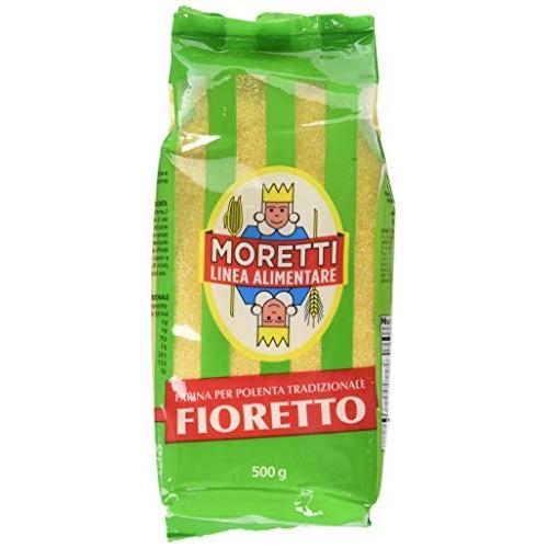Moretti Fioretto Polenta Fine - 1.1 Pound