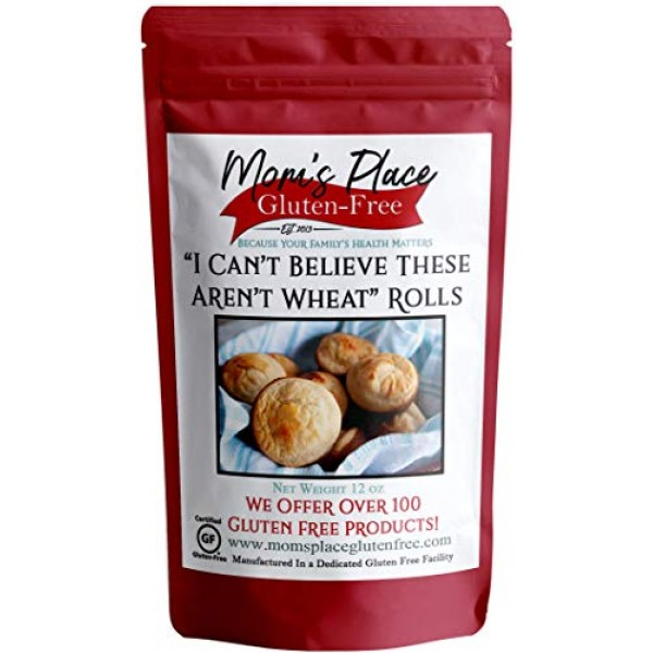 I Cant Believe These Arent Wheat! Gluten Free Roll Mix