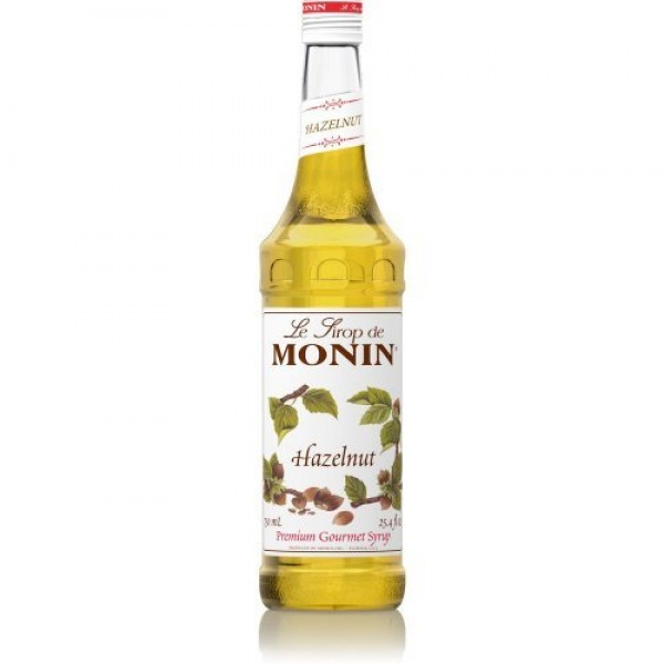 Monin Hazelnut Syrup, 750 ml