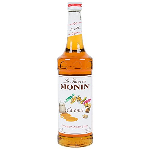 Monin Caramel Syrup, 750 ml