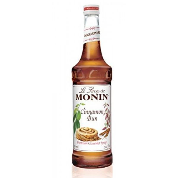 Monin Cinnamon Bun Syrup