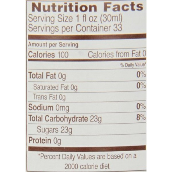 Monin Flavored Syrup, Swiss Chocolate, 33.8-Ounce Plastic Bottle...