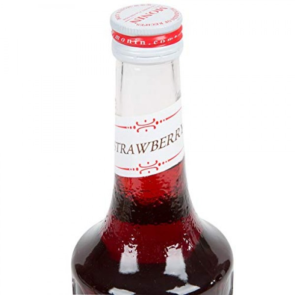 Monin Strawberry Syrup 750ml 25.4oz