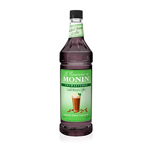 Monins Cold Brew Coffee Concentrate - New & Improved Version - 1...
