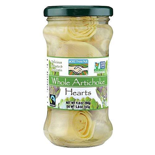 Native Kjalii Foods, Inc. Artichoke Hrts,Whole 9.8 Oz Pack Of 6