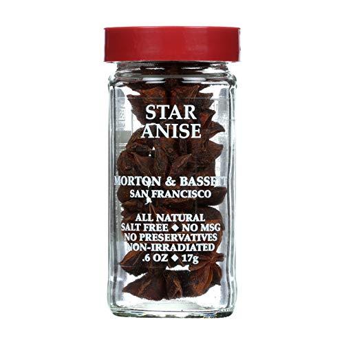 Morton & Basset, Star Anise, 0.6 Ounce
