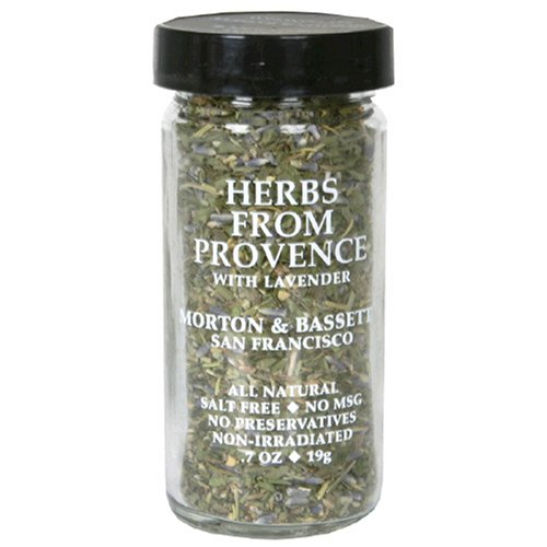 Morton & Bassett Herbs De Provence.7-Ounce Jars Pack of 3
