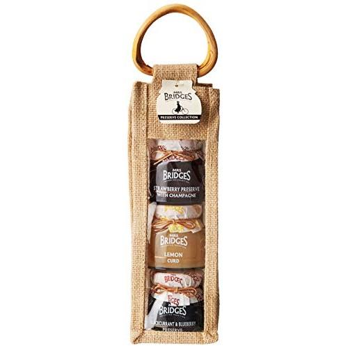 Mrs Bridges Tall Triple Preserve Collection - 3 x 4 Ounce Jars ...
