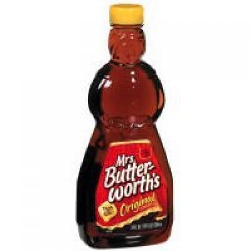Mrs Butterworths Original Syrup - 24 oz