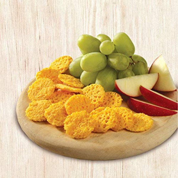Mrs. Cubbisons Cheese Crisps, Cheddar, 1.98 Ounce