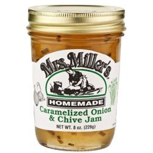 Mrs. Millers Onion & Chive Jelly, 8-ounces