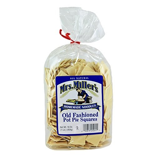 Mrs. Millers Old Fashioned 1 Pot Pie Squares 16 oz. Bag 3 Bags