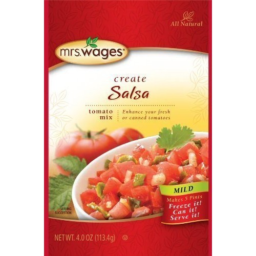 Mrs. Wages Mild Salsa qty 1