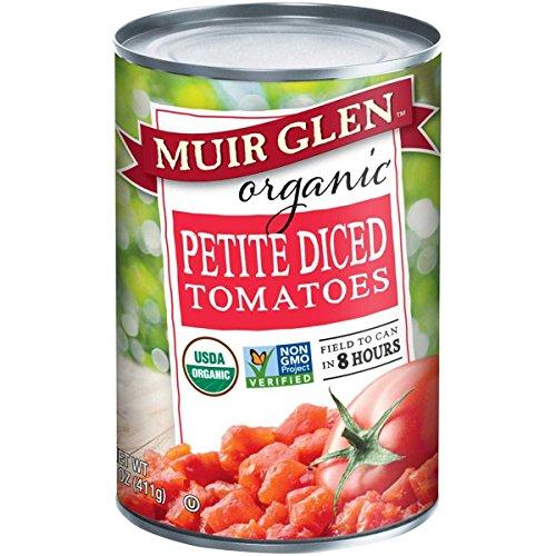 Muir Glen Organic Diced Tomatoes 12x14.5Oz