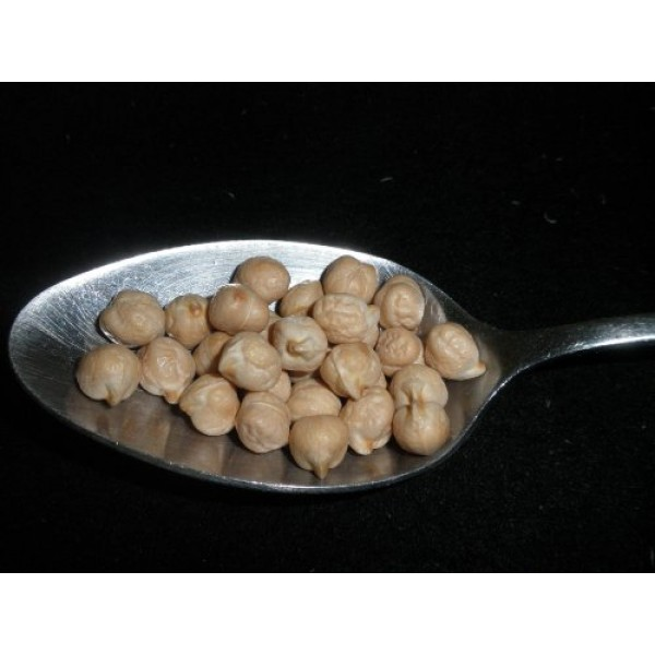 Garbanzo Beans, 5 Pounds five lbs, Chick Peas, USDA Certifie...