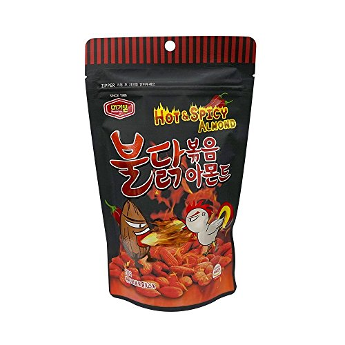[Murgerbon] Bulldark Spicy Chicken Roasted Almond 210g 7.4oz ...