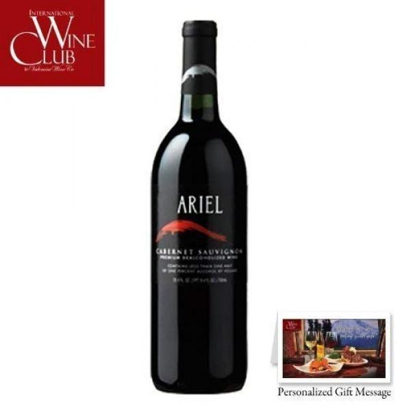 Ariel Cabernet Sauvignon Non-Alcoholic Red Wine by MY SANCTUARY