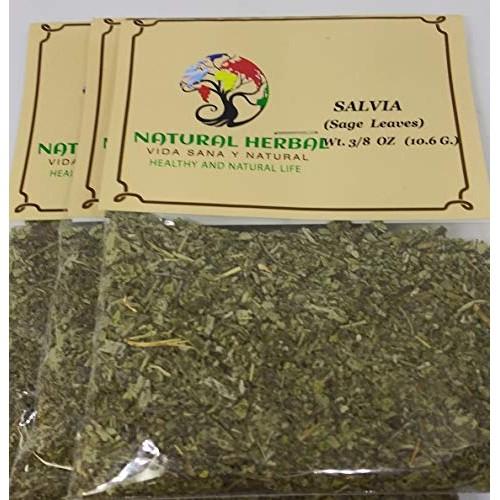 Salvia Sage Leaves 10.6 Grms