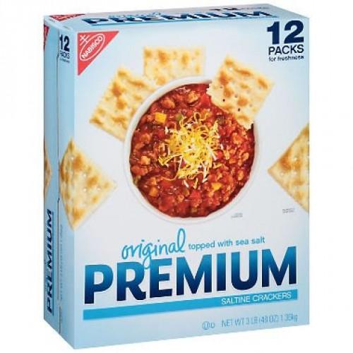 Nabisco Original Premium Saltine Crackers 48 oz. - SC